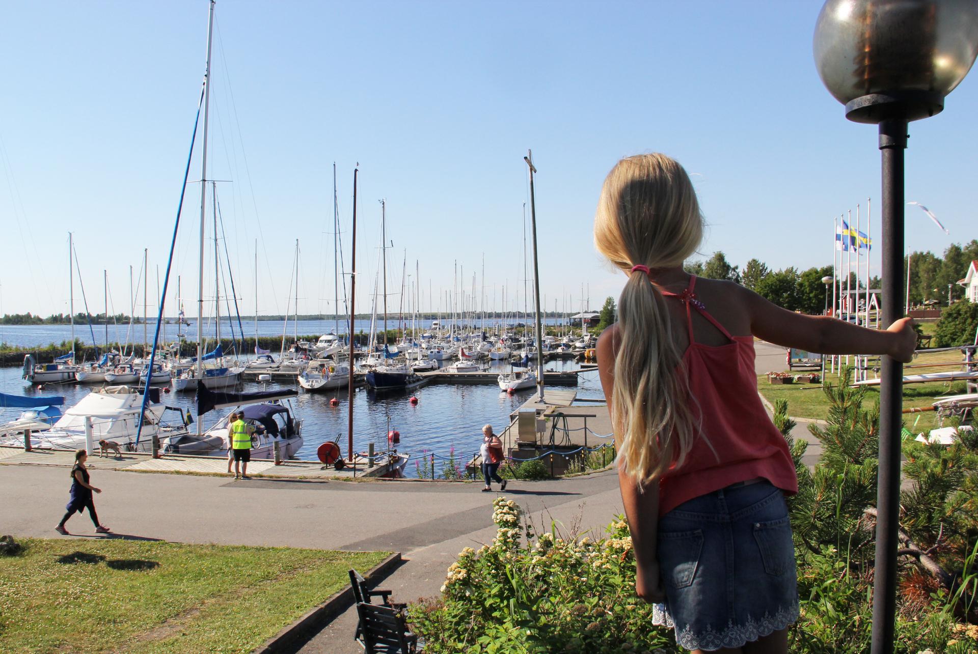 Living in Sea Lapland