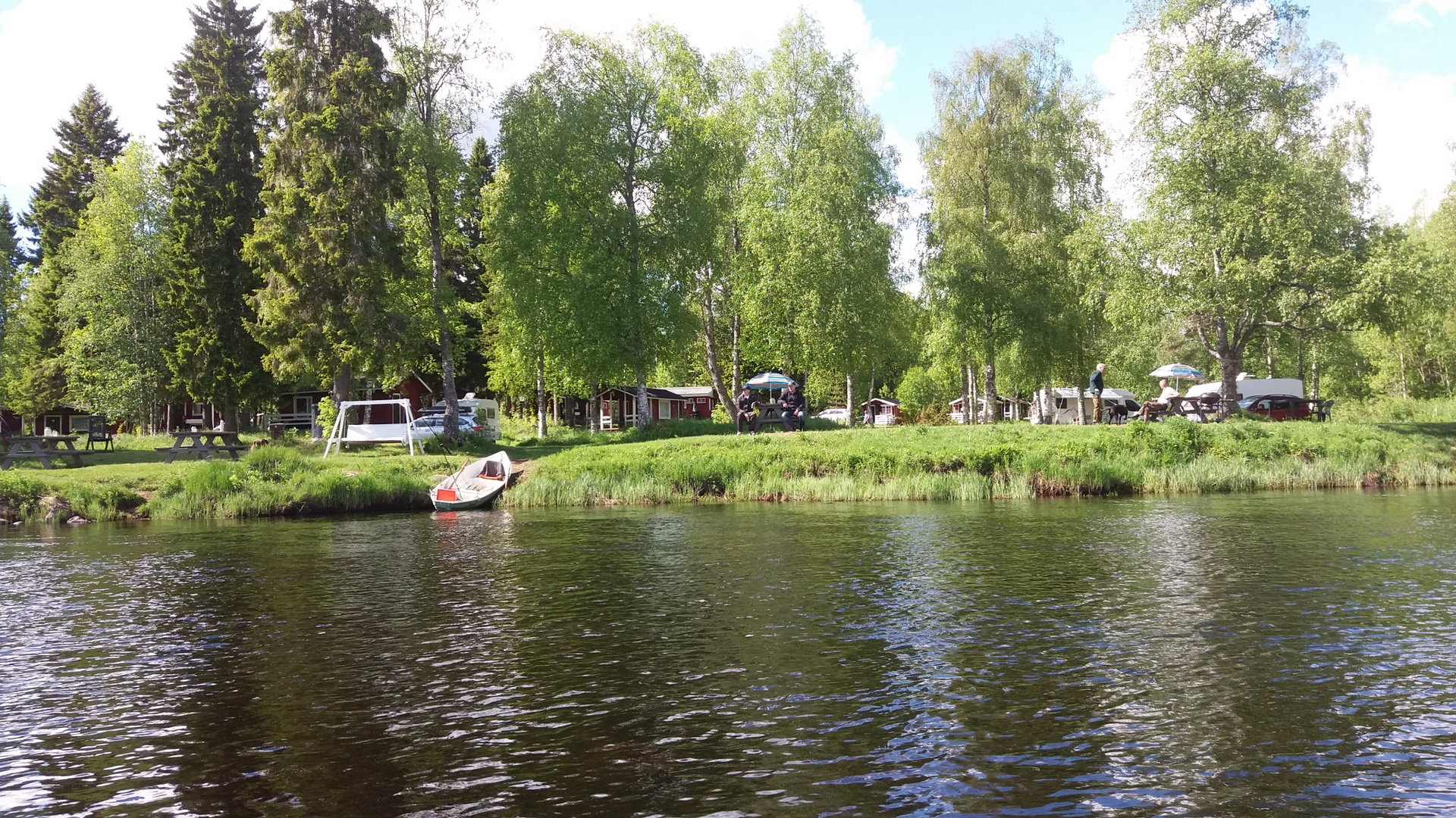 Lapinrinki Camping
